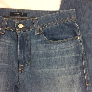 Fidelity Jeans - Fidelity Denim Jimmy Tailored Slim Light Wash NWT